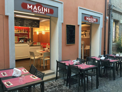 Magini Food & Drink, a Senigallia