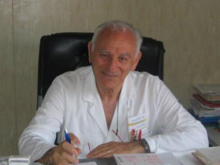 Prof. Giuseppe Caramia - Primario Emerito di Pediatria e Neonatologia