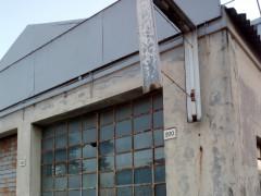 Capannoni cemento Amianto