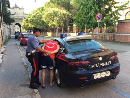 28enne russo arrestato dai Carabinieri di Senigallia