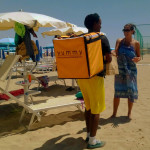 Yummy on demand - Consegne anche in spiaggia