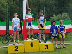 Gabriele Torcianti vince titolo italiano