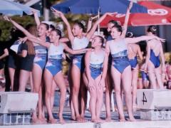Oro per la categoria esordienti A delle atlete del Senigallia Nuoto ai campionati nazionali di nuoto sincronizzato Uisp, tenutisi a Faenza nel weekend tra il 16 e il 18 giugno