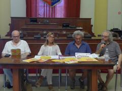 La presentazione del 19° Festival dei Burattini, Marionette e Teatro di Figura Ambarabà