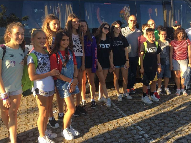 Tennistavolo Senigallia in trasferta a Lorrach con le ragazze - Senigallia Notizie