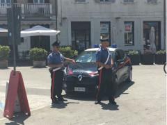 Carabinieri, controlli in via Manni
