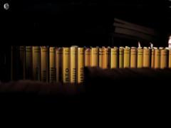 La camera Gialla dove sono tenuti tutti i racconti noir e gialli in lingua italiana