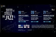 """Il programma del Festival """"Sotto le stelle del jazz"""""""