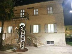 Trecastelli, Villino Romualdo: sede del Museo Nori De' Nobili