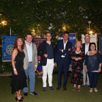 Serata di festa per i club service di Senigallia