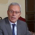 Il prefetto di Ancona Antonio D'Acunto