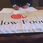 Sodalizio tra Trecastelli e lo slow food di Senigallia