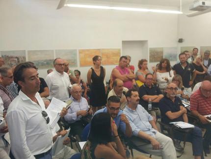 La seduta della IV commissione sanità di lunedì 24 luglio: consiglieri e cittadini