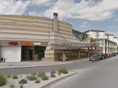 Il supermercato Coop in via dei Gerani, alle Saline di Senigallia