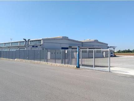 Omce s.p.a. di Trecastelli - Nuovo stabilimento a Castenedolo (BS)