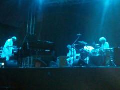 Paolo Fresu con Trilok Gurtu e Omar Sosa