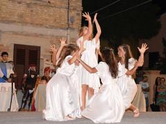 Danze alla Festa Castellana di Scapezzano