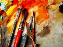 pittura, colori, mostre di pittura