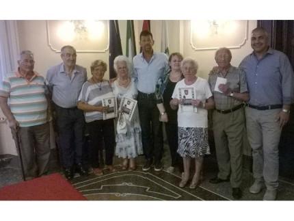 I turisti affezionati da anni a Senigallia sono stati ricevuti dal sindaco Mangialardi e dall''assessore Campanile