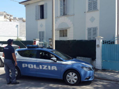 Controlli della Polizia a Senigallia