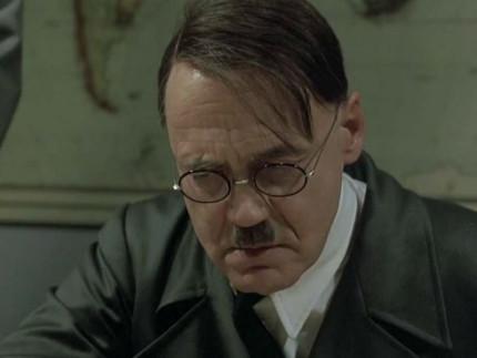 Bruno Ganz interpreta Hitler