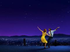 """Una scena del film """"La La Land"""""""