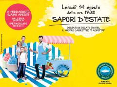 Sapori d'estate al Centro Commerciale Ipersimply di Senigallia
