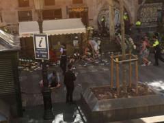 Attentato a Barcellona il 17 agosto 2017