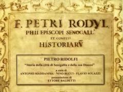 Storia di Senigallia di Pietro Ridolfi