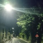 Illuminazione pubblica a Trecastelli