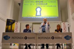 """La rassegna """"Ventimilarighesottoimari in giallo"""" alla Rotonda a mare di Senigallia con Pupi Avati"""