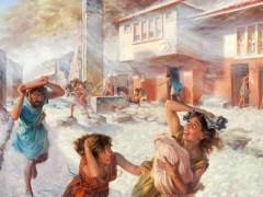 Immagine dell'evento terrae motus horribilis dell'Archeoclub di Senigallia