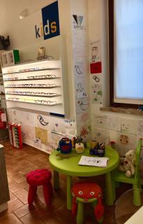 Occhiali per bambini e ragazzi al Centro Ottico Optovolante di Senigallia