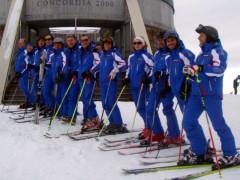 Sci Club Senigallia - foto di gruppo