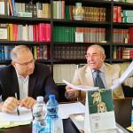 Gli avvocati Roberto Paradisi e Domenico Liso