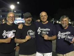 Senigallia Blues: Carbonari, Tranquilli, Celidoni, Barucca