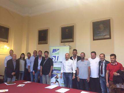 """Presentazione di """"Senigallia Run"""", evento sportivo aperto a tutti, dedicato al benessere in memoria del dott. Marco Piccioni"""