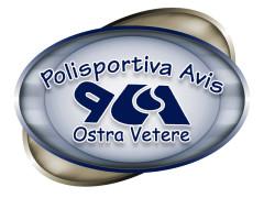 Il logo della Polisportiva AVIS Ostra Vetere