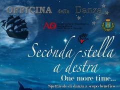 Spettacolo al Teatro La Fenice, locandina