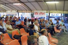 """Incontri e dibattiti al tendone della manifestazione """"Diritti al futuro - La Sinistra in Festa"""""""