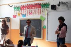 Il saluto di inizio anno scolastico a Corinaldo