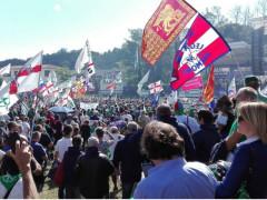 Lega Nord, incontro a Pontida