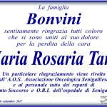 Manifesto della famiglia Bonvini