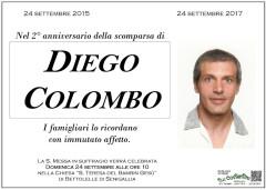 Manifesto della famiglia Colombo
