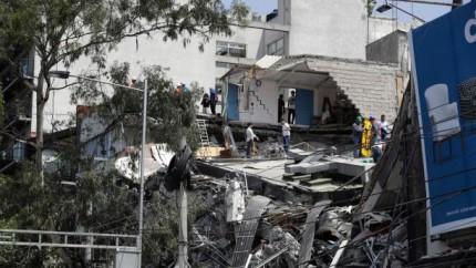 Terremoto di magnitudo 7.1 in Messico