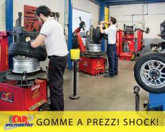 Gomme a prezzi shock! Offerta da Car Multiservice a Senigallia