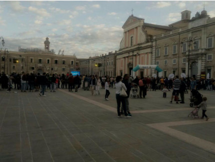 Trofeo Coni in piazza Garibaldi