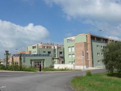 Gli alloggi popolari in via Guercino alla Cesanella di Senigallia