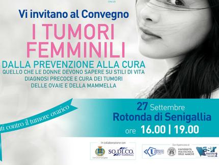 Convegno sui tumori femminili: dalla prevenzione alla cura