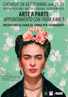 incontro su Frida Kahlo